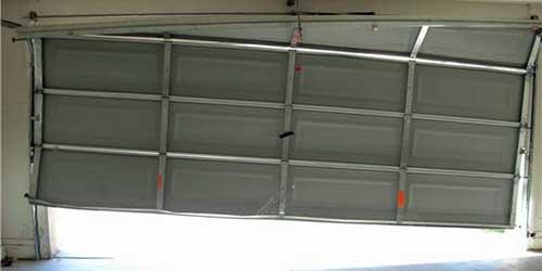 Garage Door Off-Track